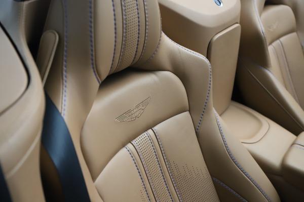 New 2021 Aston Martin Vantage Roadster for sale Call for price at Alfa Romeo of Westport in Westport CT 06880 21