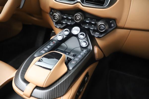 New 2021 Aston Martin Vantage Roadster for sale Call for price at Alfa Romeo of Westport in Westport CT 06880 22