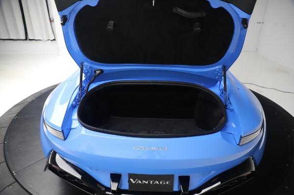 New 2021 Aston Martin Vantage Roadster for sale Call for price at Alfa Romeo of Westport in Westport CT 06880 24