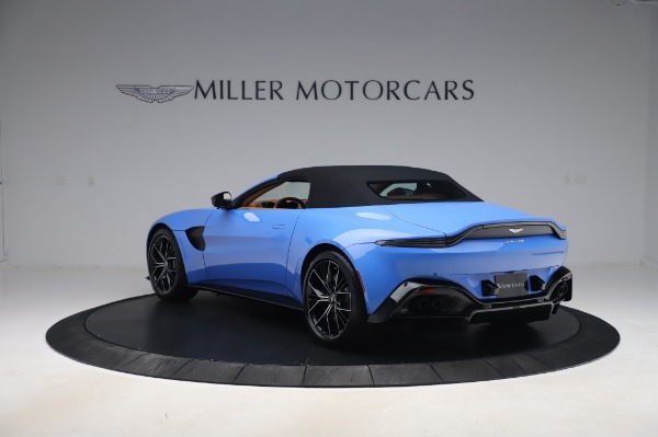 New 2021 Aston Martin Vantage Roadster for sale Call for price at Alfa Romeo of Westport in Westport CT 06880 28