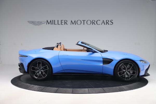New 2021 Aston Martin Vantage Roadster for sale Call for price at Alfa Romeo of Westport in Westport CT 06880 8
