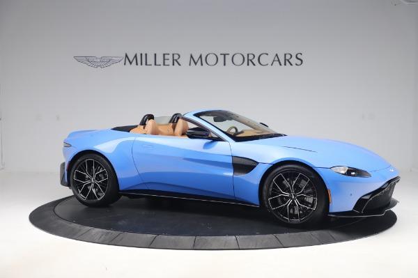 New 2021 Aston Martin Vantage Roadster for sale Call for price at Alfa Romeo of Westport in Westport CT 06880 9