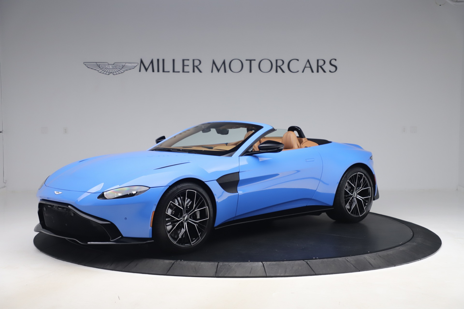 New 2021 Aston Martin Vantage Roadster for sale Call for price at Alfa Romeo of Westport in Westport CT 06880 1