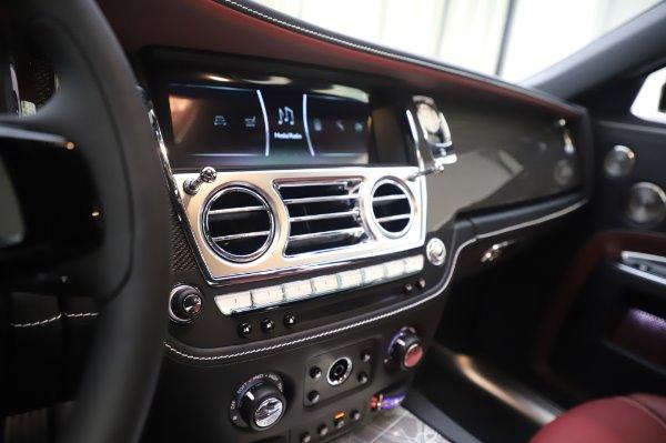 New 2020 Rolls-Royce Ghost for sale Sold at Alfa Romeo of Westport in Westport CT 06880 24