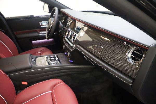 New 2020 Rolls-Royce Ghost for sale Sold at Alfa Romeo of Westport in Westport CT 06880 26