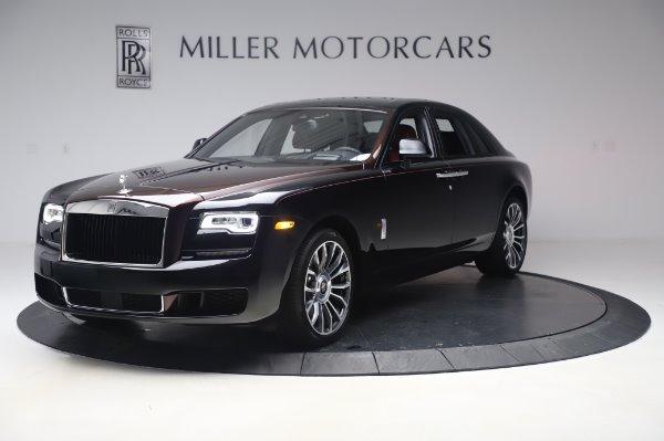 New 2020 Rolls-Royce Ghost for sale Sold at Alfa Romeo of Westport in Westport CT 06880 3