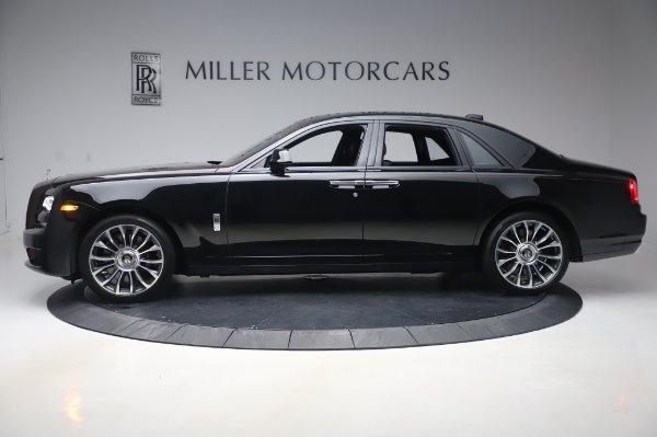 New 2020 Rolls-Royce Ghost for sale Sold at Alfa Romeo of Westport in Westport CT 06880 4