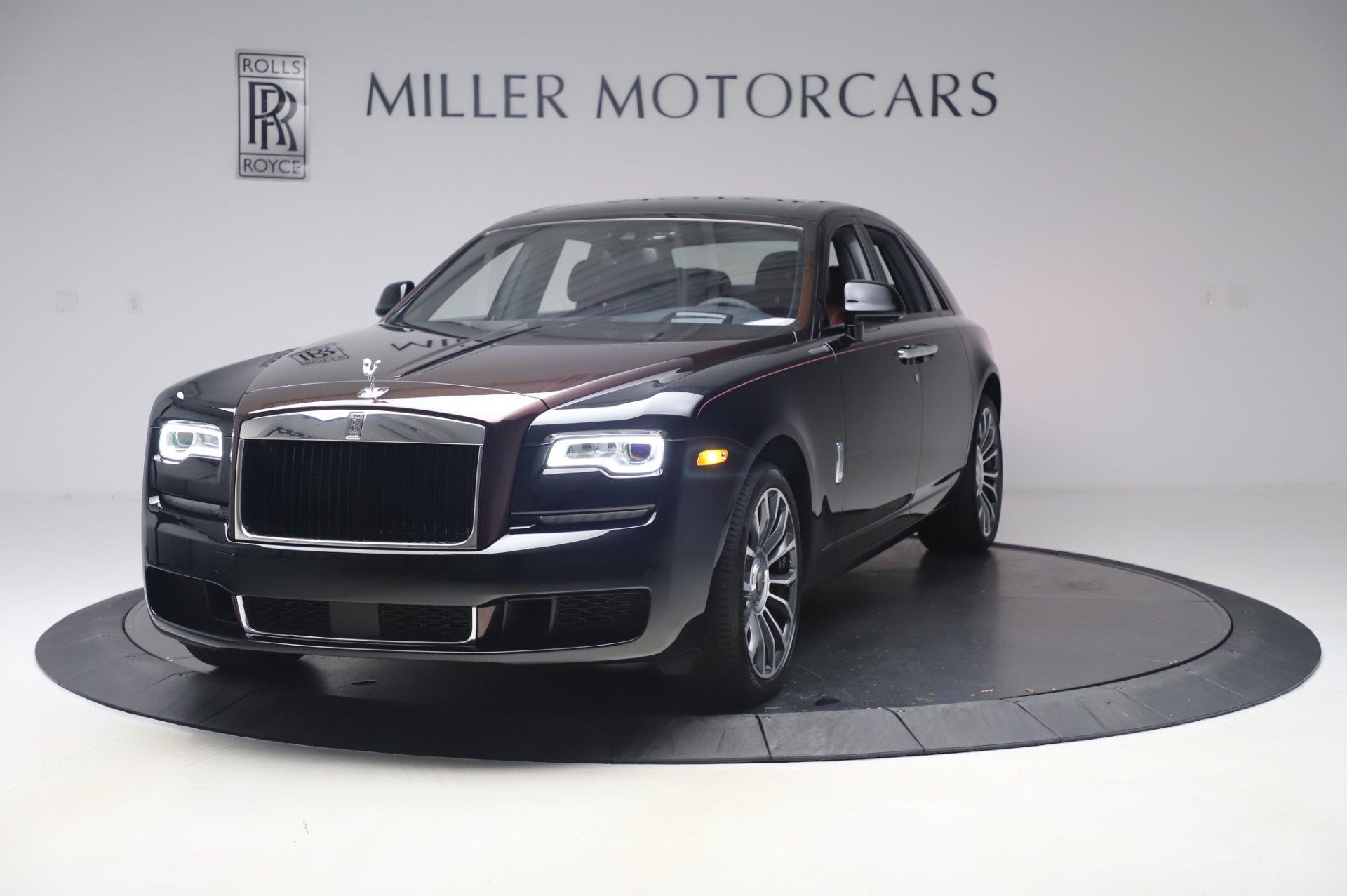 New 2020 Rolls-Royce Ghost for sale Sold at Alfa Romeo of Westport in Westport CT 06880 1
