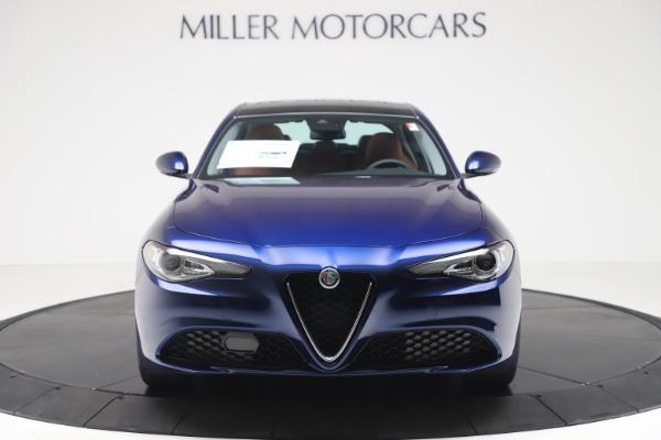 New 2020 Alfa Romeo Giulia Q4 for sale $45,445 at Alfa Romeo of Westport in Westport CT 06880 12