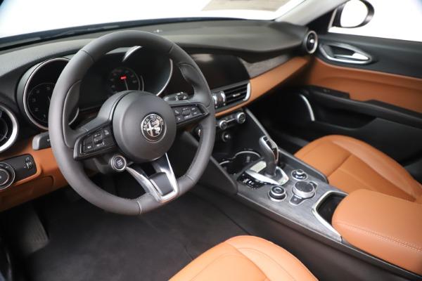 New 2020 Alfa Romeo Giulia Q4 for sale $45,445 at Alfa Romeo of Westport in Westport CT 06880 13