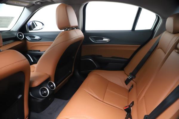 New 2020 Alfa Romeo Giulia Q4 for sale $45,445 at Alfa Romeo of Westport in Westport CT 06880 19