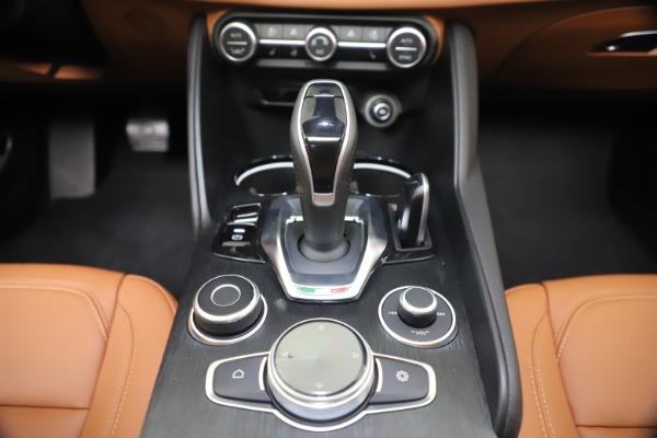 New 2020 Alfa Romeo Giulia Q4 for sale $45,445 at Alfa Romeo of Westport in Westport CT 06880 22