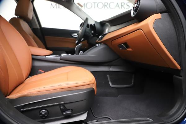 New 2020 Alfa Romeo Giulia Q4 for sale $45,445 at Alfa Romeo of Westport in Westport CT 06880 24