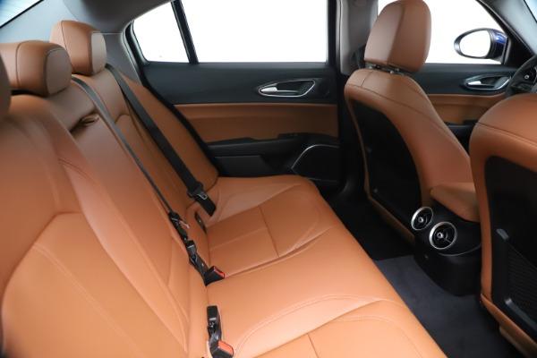 New 2020 Alfa Romeo Giulia Q4 for sale $45,445 at Alfa Romeo of Westport in Westport CT 06880 28