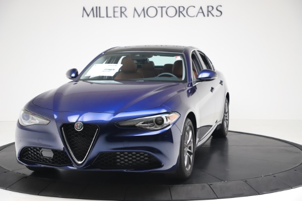 New 2020 Alfa Romeo Giulia Q4 for sale $45,445 at Alfa Romeo of Westport in Westport CT 06880 1