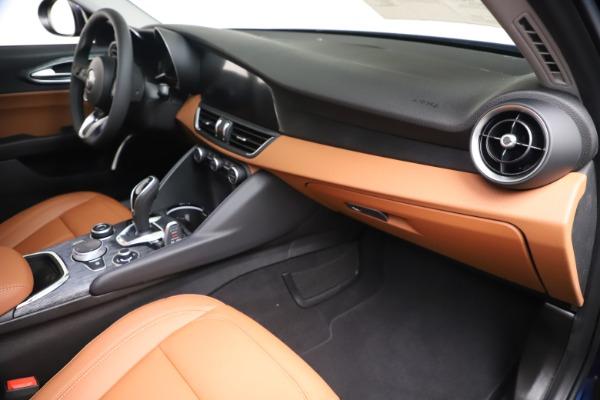 New 2020 Alfa Romeo Giulia Q4 for sale Sold at Alfa Romeo of Westport in Westport CT 06880 22