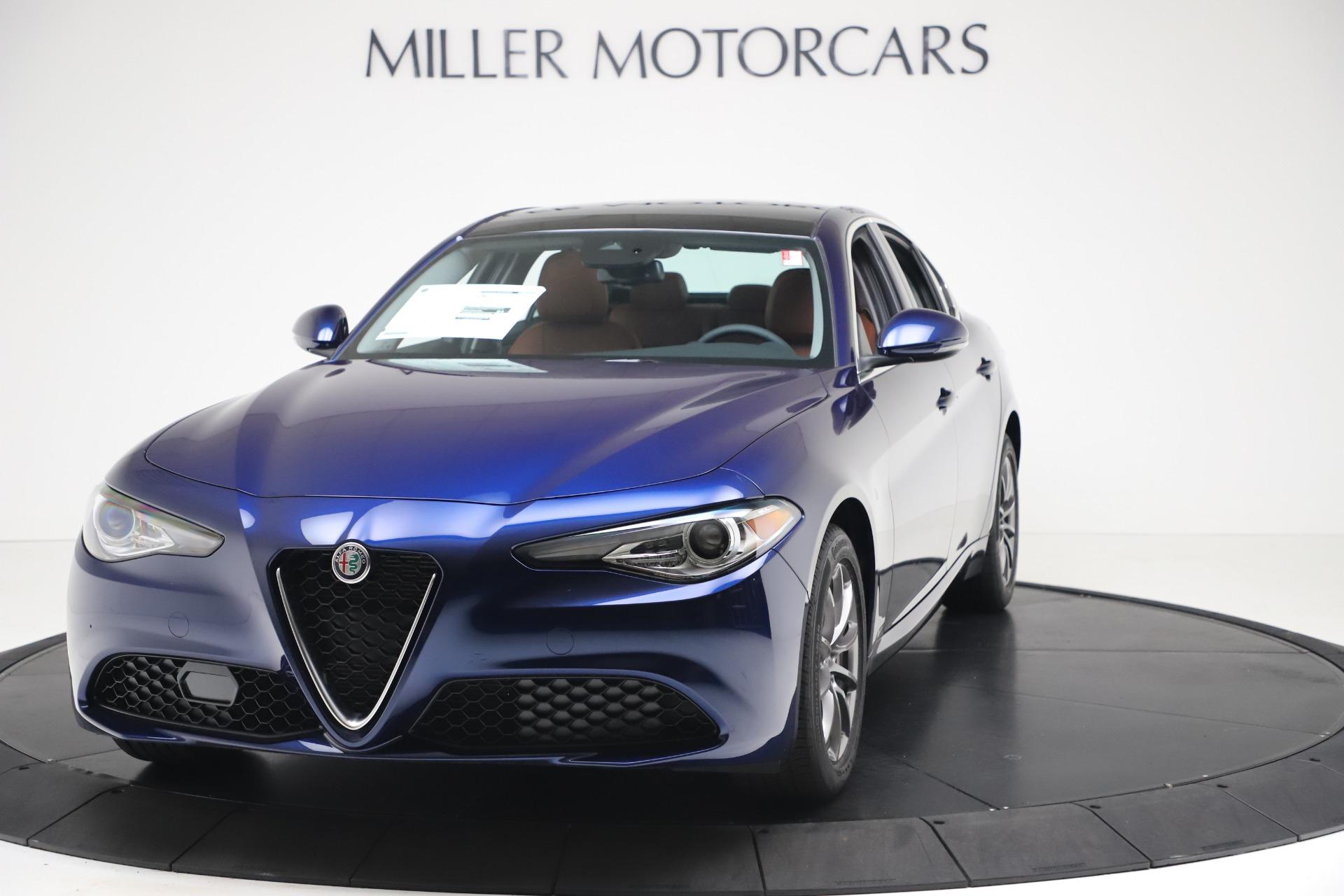 New 2020 Alfa Romeo Giulia Q4 for sale Sold at Alfa Romeo of Westport in Westport CT 06880 1