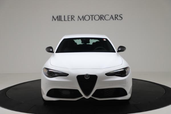 New 2020 Alfa Romeo Giulia Ti Sport Carbon Q4 for sale $51,640 at Alfa Romeo of Westport in Westport CT 06880 12