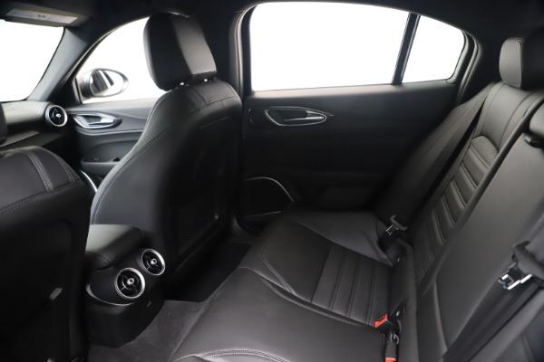 New 2020 Alfa Romeo Giulia Ti Sport Carbon Q4 for sale $51,640 at Alfa Romeo of Westport in Westport CT 06880 19