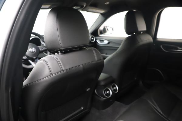 New 2020 Alfa Romeo Giulia Ti Sport Carbon Q4 for sale $51,640 at Alfa Romeo of Westport in Westport CT 06880 20