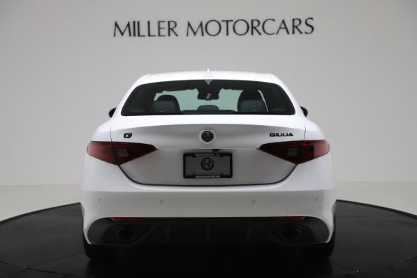 New 2020 Alfa Romeo Giulia Ti Sport Carbon Q4 for sale $51,640 at Alfa Romeo of Westport in Westport CT 06880 6