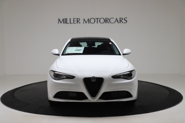 New 2020 Alfa Romeo Giulia Q4 for sale $44,845 at Alfa Romeo of Westport in Westport CT 06880 12