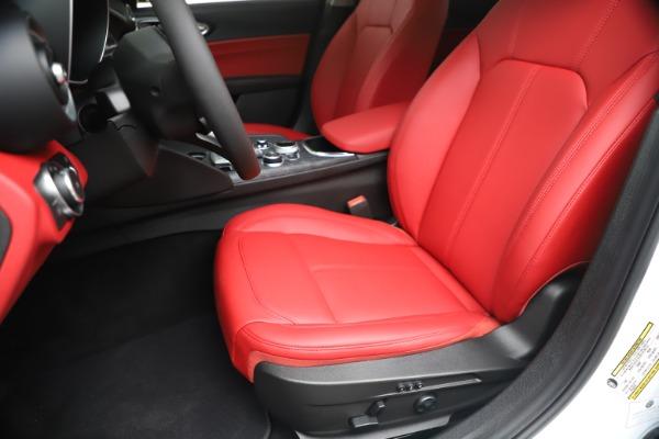 New 2020 Alfa Romeo Giulia Q4 for sale $44,845 at Alfa Romeo of Westport in Westport CT 06880 15