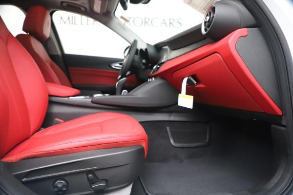 New 2020 Alfa Romeo Giulia Q4 for sale $44,845 at Alfa Romeo of Westport in Westport CT 06880 23
