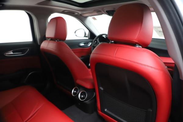 New 2020 Alfa Romeo Giulia Q4 for sale $44,845 at Alfa Romeo of Westport in Westport CT 06880 28