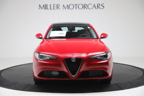 New 2020 Alfa Romeo Giulia Q4 for sale $40,466 at Alfa Romeo of Westport in Westport CT 06880 12