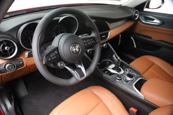 New 2020 Alfa Romeo Giulia Q4 for sale $40,466 at Alfa Romeo of Westport in Westport CT 06880 13
