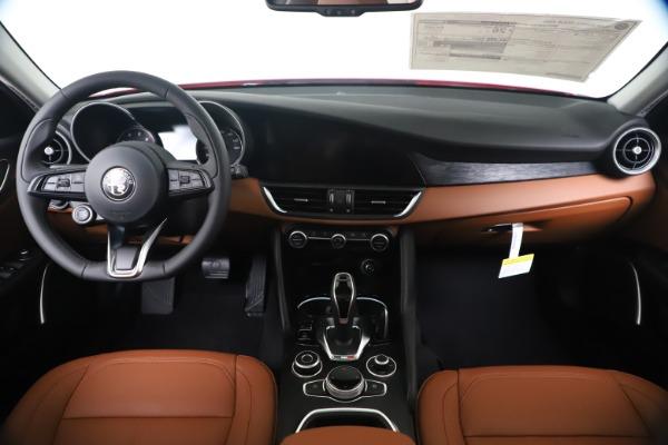 New 2020 Alfa Romeo Giulia Q4 for sale $44,845 at Alfa Romeo of Westport in Westport CT 06880 16