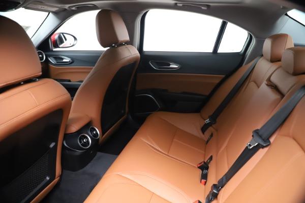 New 2020 Alfa Romeo Giulia Q4 for sale $40,466 at Alfa Romeo of Westport in Westport CT 06880 19