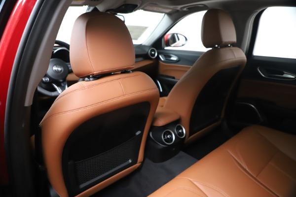 New 2020 Alfa Romeo Giulia Q4 for sale $40,466 at Alfa Romeo of Westport in Westport CT 06880 20
