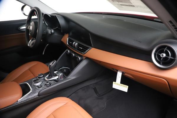 New 2020 Alfa Romeo Giulia Q4 for sale $44,845 at Alfa Romeo of Westport in Westport CT 06880 22