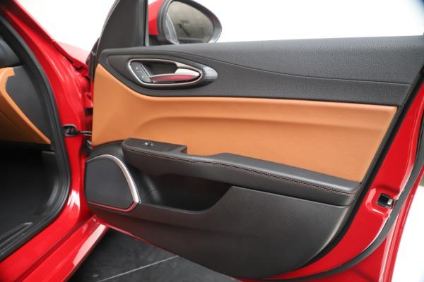New 2020 Alfa Romeo Giulia Q4 for sale $44,845 at Alfa Romeo of Westport in Westport CT 06880 25