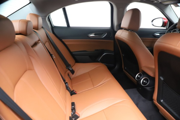 New 2020 Alfa Romeo Giulia Q4 for sale $44,845 at Alfa Romeo of Westport in Westport CT 06880 27