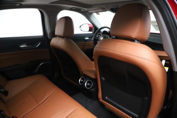 New 2020 Alfa Romeo Giulia Q4 for sale $40,466 at Alfa Romeo of Westport in Westport CT 06880 28