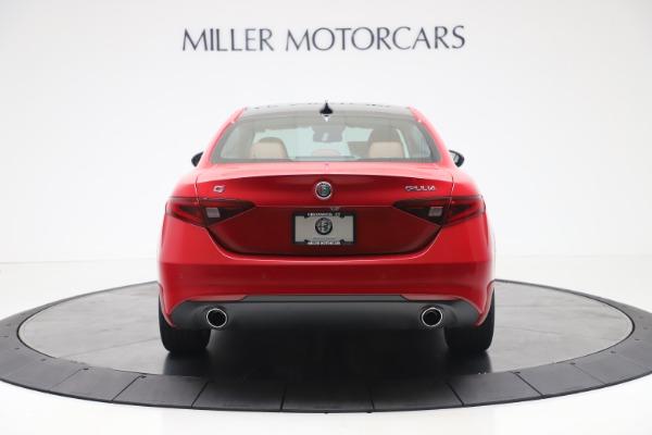 New 2020 Alfa Romeo Giulia Q4 for sale $44,845 at Alfa Romeo of Westport in Westport CT 06880 6