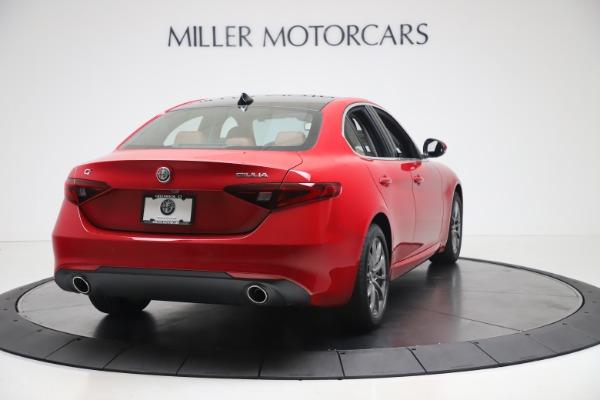 New 2020 Alfa Romeo Giulia Q4 for sale $40,466 at Alfa Romeo of Westport in Westport CT 06880 7