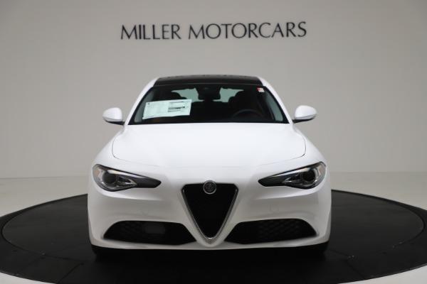 New 2020 Alfa Romeo Giulia Q4 for sale Sold at Alfa Romeo of Westport in Westport CT 06880 12