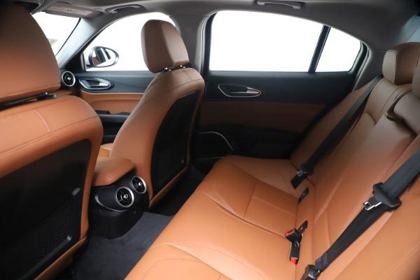 New 2020 Alfa Romeo Giulia Q4 for sale Sold at Alfa Romeo of Westport in Westport CT 06880 19