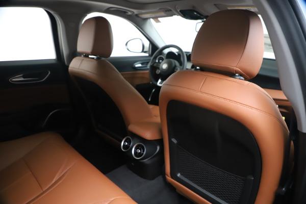 New 2020 Alfa Romeo Giulia Q4 for sale Sold at Alfa Romeo of Westport in Westport CT 06880 28