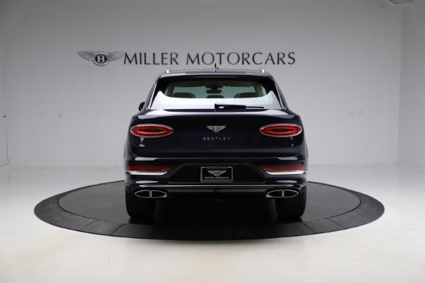 New 2021 Bentley Bentayga V8 for sale $204,100 at Alfa Romeo of Westport in Westport CT 06880 6