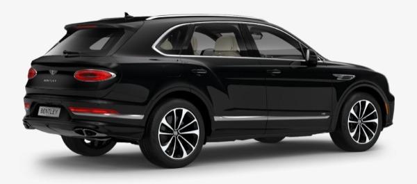 New 2021 Bentley Bentayga V8 for sale Sold at Alfa Romeo of Westport in Westport CT 06880 3