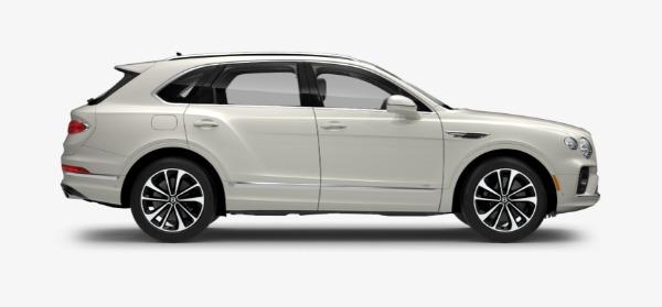 New 2021 Bentley Bentayga V8 for sale $207,765 at Alfa Romeo of Westport in Westport CT 06880 2