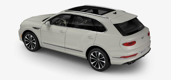 New 2021 Bentley Bentayga V8 for sale $207,765 at Alfa Romeo of Westport in Westport CT 06880 4