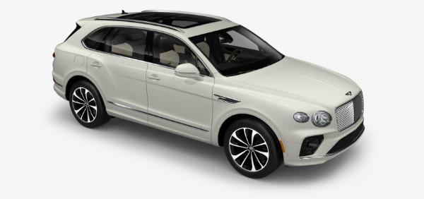 New 2021 Bentley Bentayga V8 for sale $207,765 at Alfa Romeo of Westport in Westport CT 06880 5