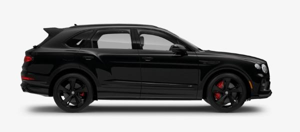 New 2021 Bentley Bentayga V8 for sale $223,710 at Alfa Romeo of Westport in Westport CT 06880 2