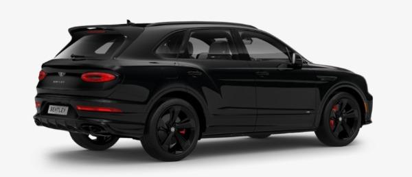 New 2021 Bentley Bentayga V8 for sale $223,710 at Alfa Romeo of Westport in Westport CT 06880 3